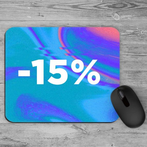 tappetini mouse personalizzati online