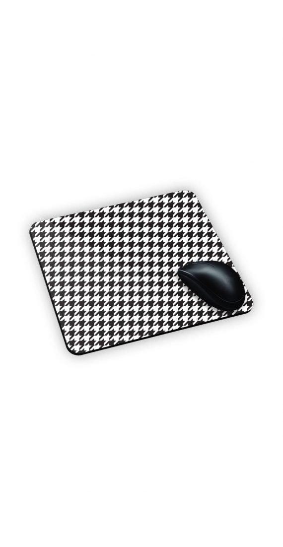 sotto mouse personalizzato con texture elegante