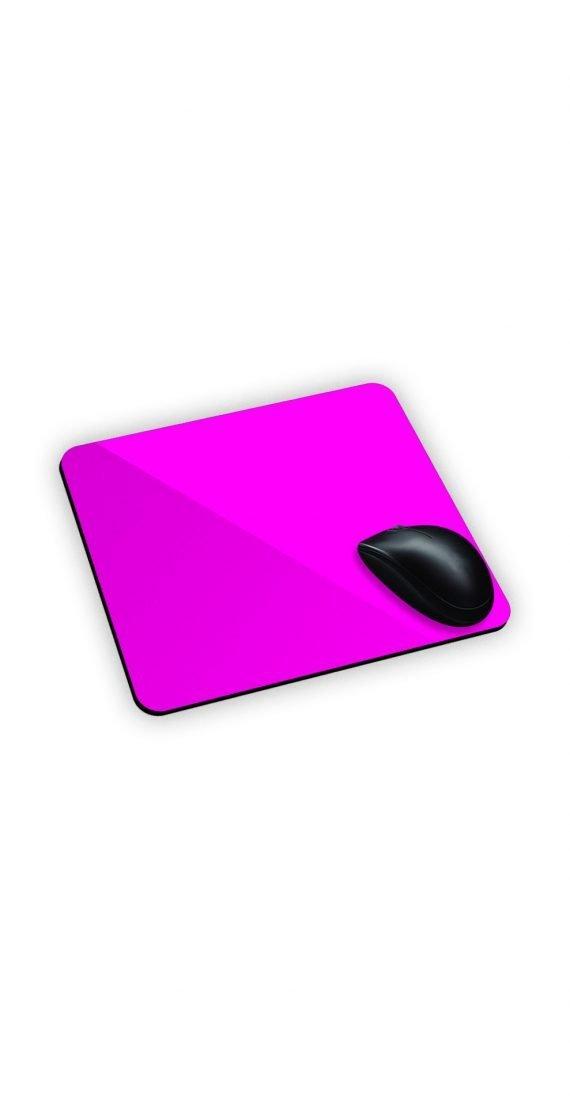 mouse pad rosa fluo personalizza il tuo mousepad