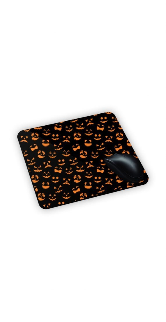 sotto mouse con stampa halloween
