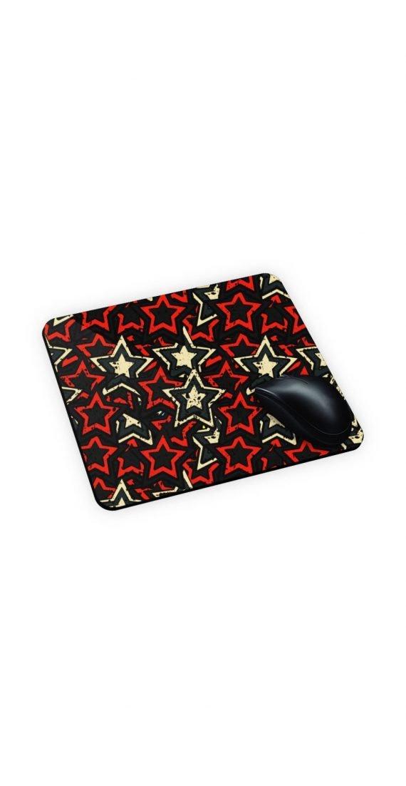 personalizza mouse tappeto stellato