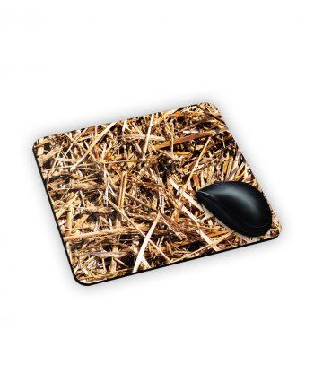 mousepad personalizzato con texture paglia