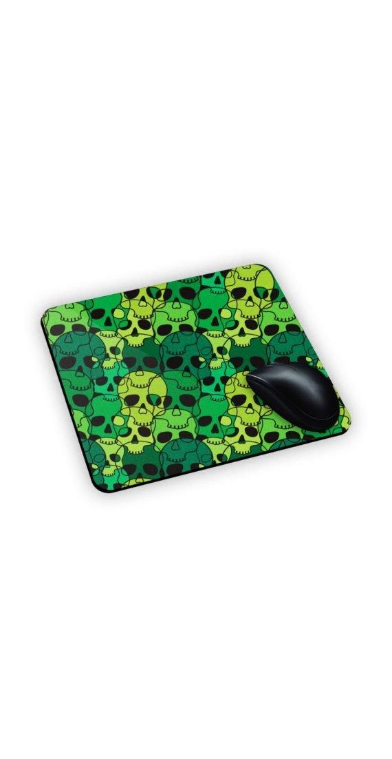 MousePad Teschi Verdi