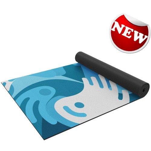tappetini mouse personalizzati con bordo cucito